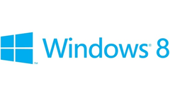 Le logo de Windows 8
